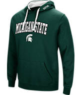 Men's Stadium Michigan State Spartans College Arch Hoodie