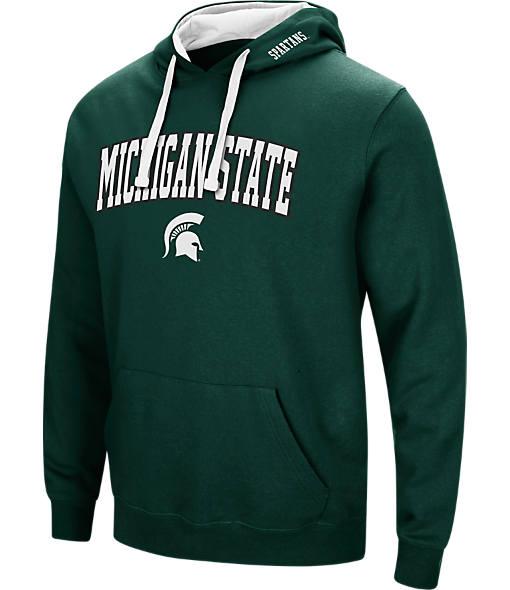 Men's Stadium Michigan State Spartans College Arch Hoodie