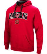 Men's Stadium Maryland Terrapins College Arch Hoodie