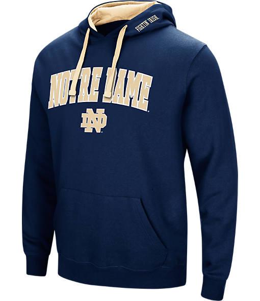 Men's Stadium Notre Dame Fighting Irish College Arch Hoodie