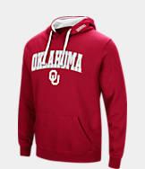 Men's Stadium Oklahoma Sooners College Arch Hoodie