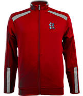 Men's Antigua St. Louis Cardinals MLB Flight Track Jacket