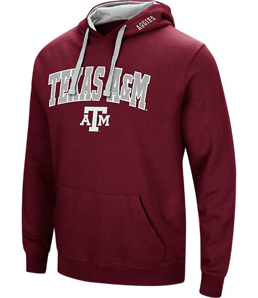 Men's Stadium Texas A&M Aggies College Arch Hoodie