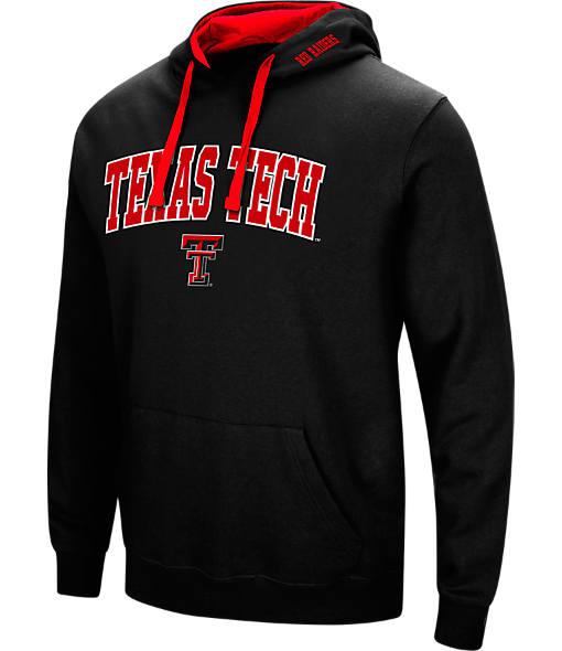 Men's Stadium Texas Tech Red Raiders College Arch Hoodie