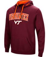 Men's Stadium Virginia Tech Hokies College Arch Hoodie