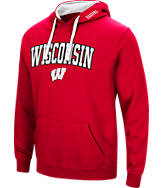 Men's Stadium Wisconsin Badgers College Arch Hoodie