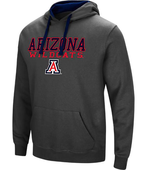 Men's Stadium Arizona Wildcats College Stack Hoodie