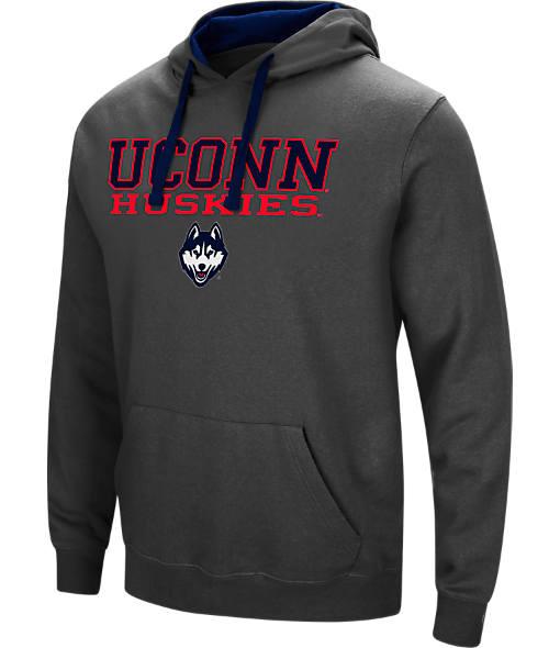Men's Stadium UCONN Huskies College Stack Hoodie