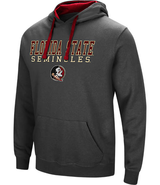 Men's Stadium Florida State Seminoles College Stack Hoodie