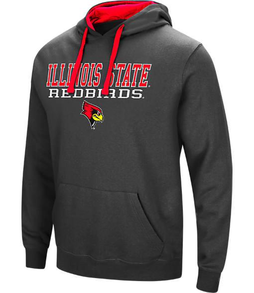 Men's Stadium Illinois State Red Birds College Stack Hoodie