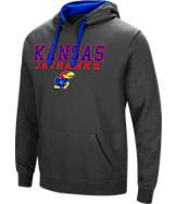 Men's Stadium Kansas Jayhawks College Stack Hoodie