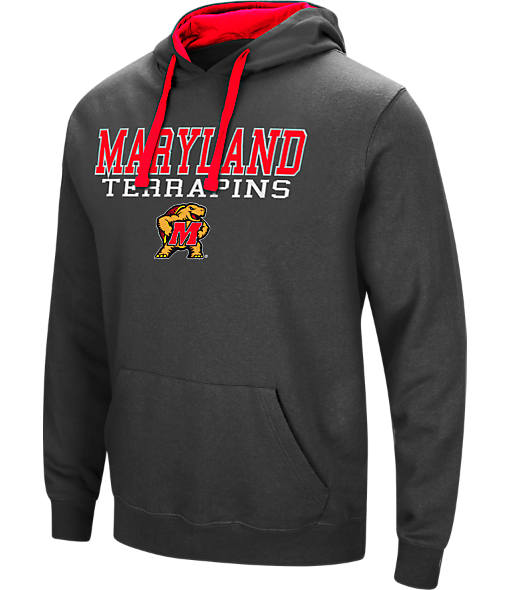 Men's Stadium Maryland Terrapins College Stack Hoodie