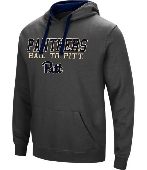 Men's Stadium Pitt Panthers College Stack Hoodie