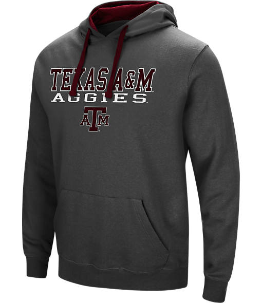 Men's Stadium Texas A&M Aggies College Stack Hoodie