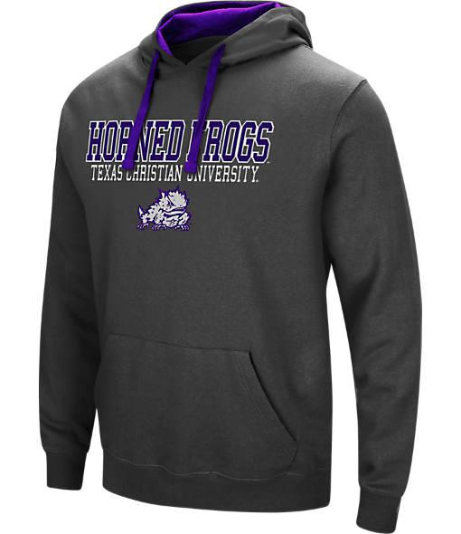Men's Stadium TCU Horned Frogs College Stack Hoodie