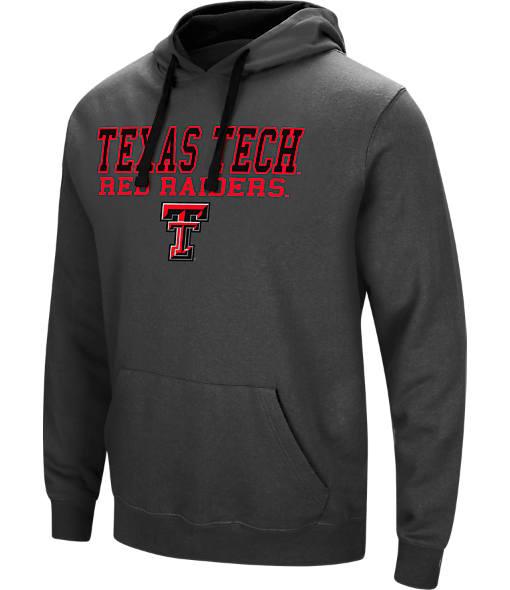 Men's Stadium Texas Tech Red Raiders College Stack Hoodie