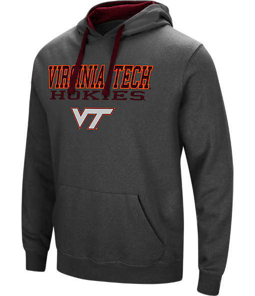 Men's Stadium Virginia Tech Cavaliers College Stack Hoodie