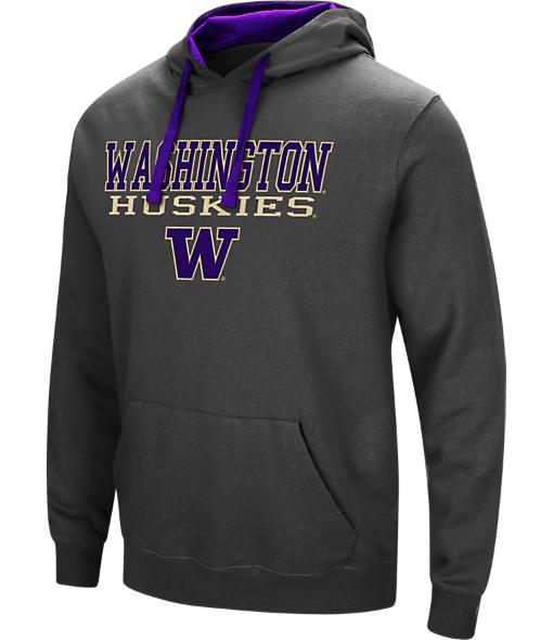 Men's Stadium Washington Huskies College Stack Hoodie