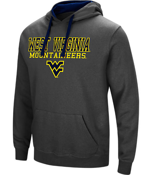 Men's Stadium West Virginia Mountaineers College Stack Hoodie