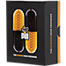 Front view of Crep Protect Pill Shoe Freshener in None
