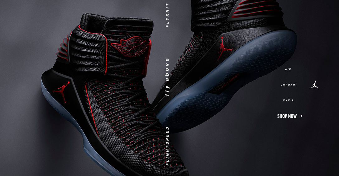 Jordan XXXII. Shop Now.