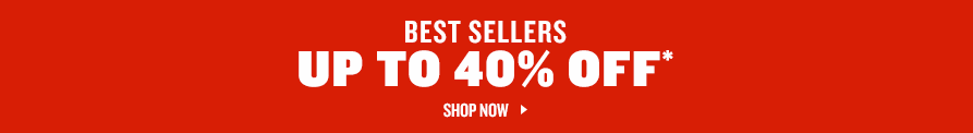 Best Sellers Up To 40% Off. Shop Now.