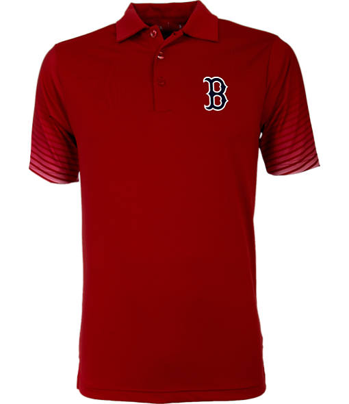 Men's Antigua Boston Red Sox MLB Series Polo Shirt