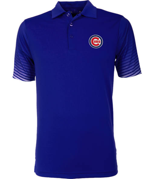 Men's Antigua Chicago Cubs MLB Series Polo Shirt