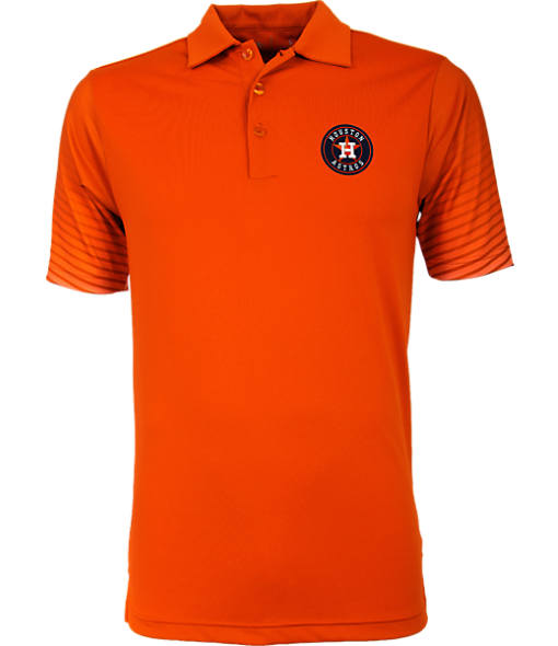 Men's Antigua Houston Astros MLB Series Polo Shirt
