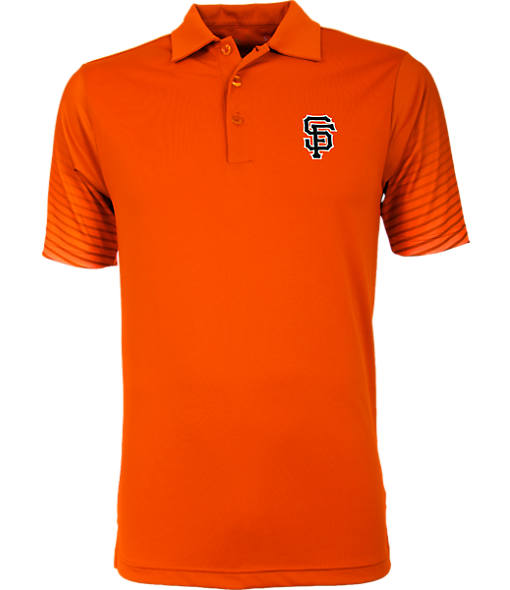Men's Antigua San Francisco Giants MLB Series Polo Shirt