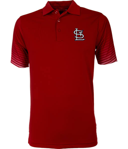 Men's Antigua St. Louis Cardinals MLB Series Polo Shirt