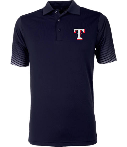 Men's Antigua Texas Rangers MLB Series Polo Shirt