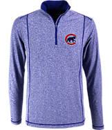 Men's Antigua Chicago Cubs MLB Tempo Quarter-Zip Jacket