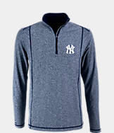 Men's Antigua New York Yankees MLB Tempo Quarter-Zip Jacket