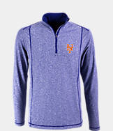 Men's Antigua New York Mets MLB Tempo Quarter-Zip Jacket