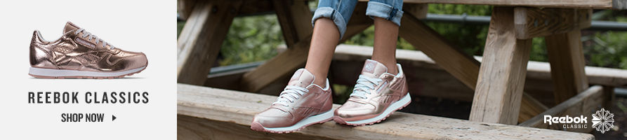 Kids' Reebok Classic Leather. Shop Now.