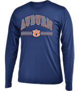 Men's Stadium Auburn Tigers College Drift Long Sleeve Shirt