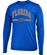 Men's Stadium Florida Gators College Drift Long Sleeve Shirt