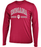 Men's Stadium Indiana Hoosiers College Drift Long Sleeve Shirt