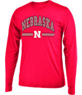 Men's Stadium Nebraska Cornhuskers College Drift Long Sleeve Shirt