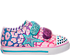 Girls' Toddler Skechers Twinkle Toes: Chit Chat - Prolifics Casual Shoes