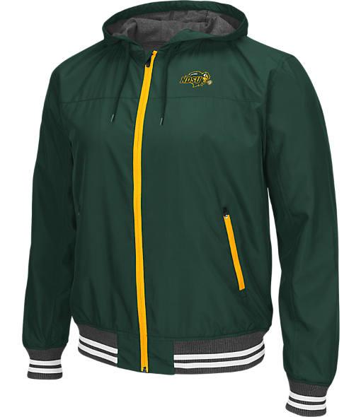 Men's Stadium Baylor Bears College Black Ice HD Windbreaker Jacket