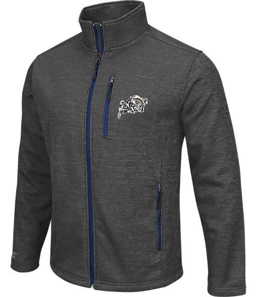 Men's Stadium Navy Midshipmen College Backfield II Jacket