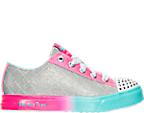 Girls' Preschool Skechers Twinkle Toes: Twinkle Breeze - Sparkle Shine Casual Shoes