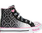 Girls' Preschool Skechers Shuffles Magic Madness Casual Shoes