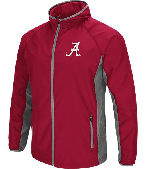 Men's Stadium Alabama Crimson Tide College Archer Full-Zip Hoodie