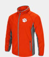 Men's Stadium Clemson Tigers College Archer Full-Zip Hoodie