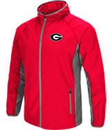 Men's Stadium Georgia Bulldogs College Archer Full-Zip Hoodie