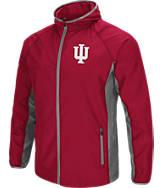 Men's Stadium Indiana Hoosiers College Archer Full-Zip Hoodie