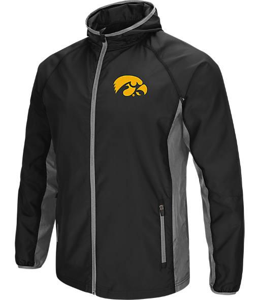 Men's Stadium Iowa Hawkeyes College Archer Full-Zip Hoodie